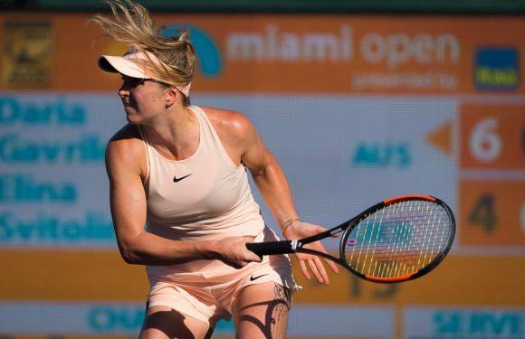 Видеообзор Miami Open. 3-й раунд. Свитолина — Гаврилова