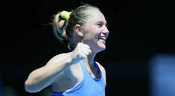 Шэньчжэнь. Катерина Бондаренко обыгрывает 8-ю сеяную