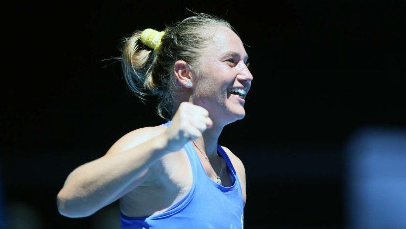 Бондаренко — в четвертьфинале WTA-челленджера в Индиан-Уэллс