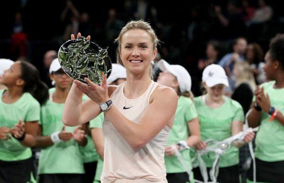 Элина Свитолина выигрывает турнир Tie Break Tens
