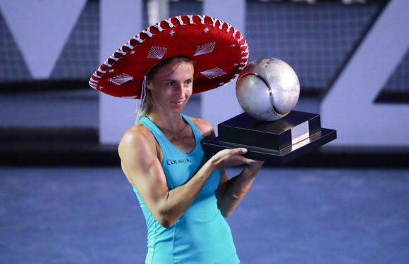 Цуренко выигрывает свой 4-й титул WTA в карьере