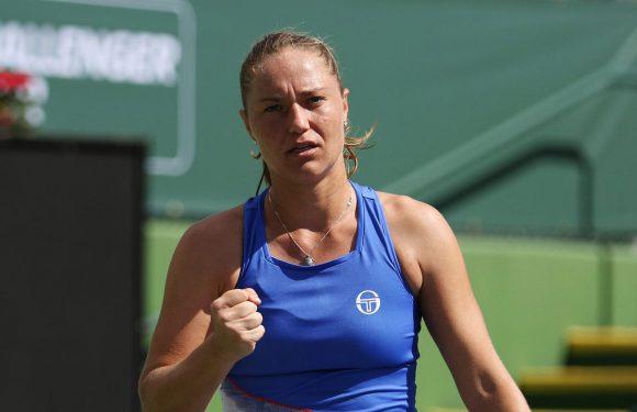 Бондаренко — в финале WTA-челленджера в Индиан-Уэллс