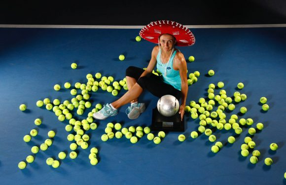 Цуренко выигрывает титул WTA в Акапулько (фоторепортаж)