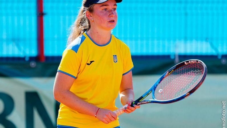 Юниорский рейтинг ITF. В топ-100 пять украинок