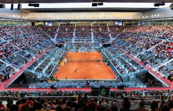 На турнире Mutua Madrid open сыграют все звезды, кроме Федерера