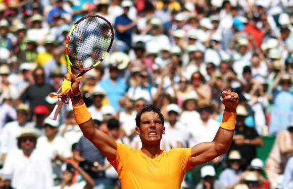Надаль в 11-й раз выиграл Мастерс в Монте-Карло