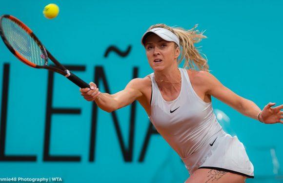 Свитолина и Цуренко стартуют на турнире WTA Premier 5 в Риме