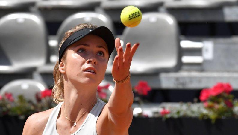Свитолина в 8-й раз обыгрывает Кербер и выходит в полуфинал турнира в Риме