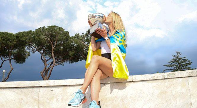 На турнире WTA Premier в Риме заявлены три украинки