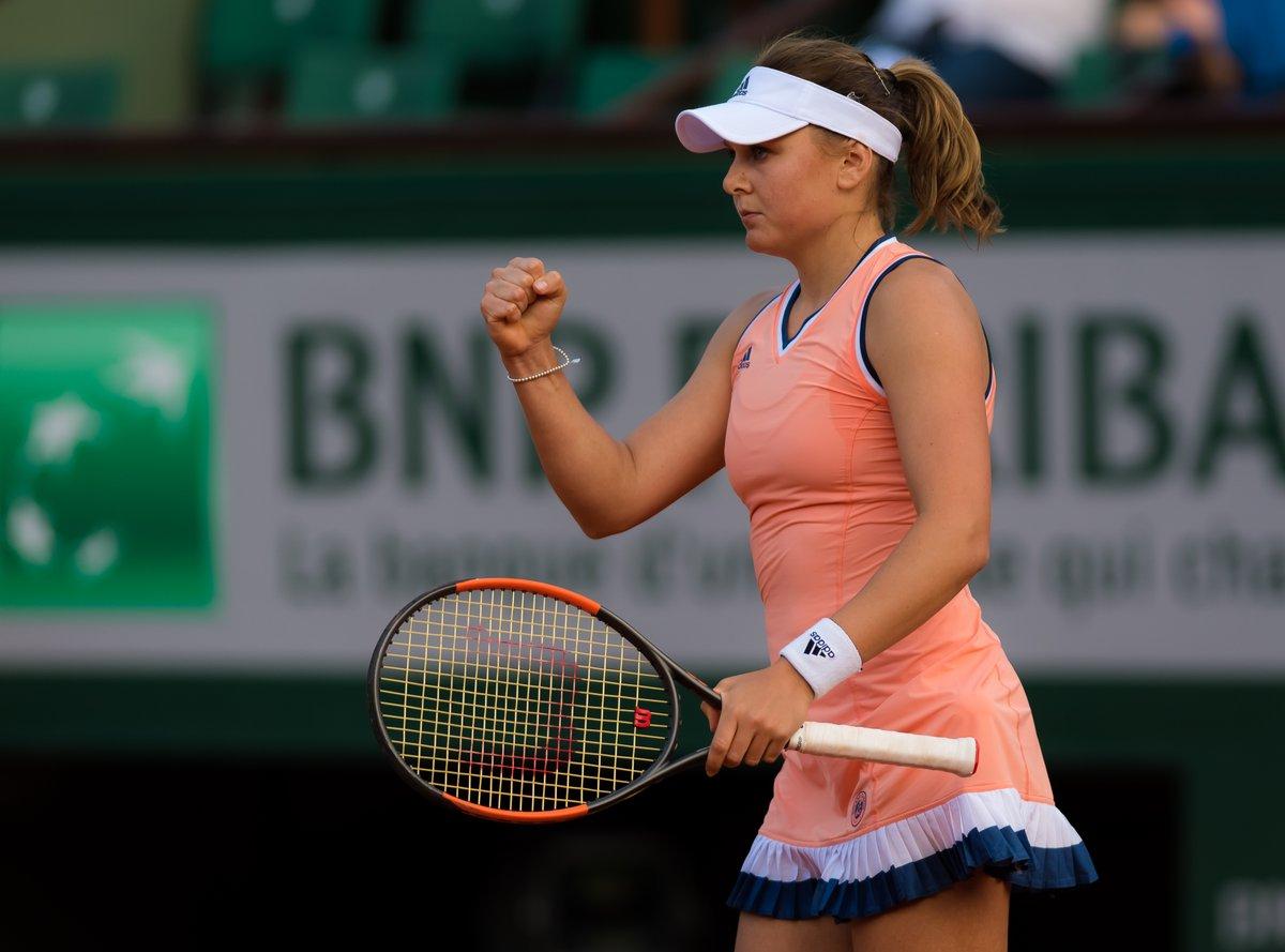 Козлова: моя цель – топ-30 рейтинга WTA