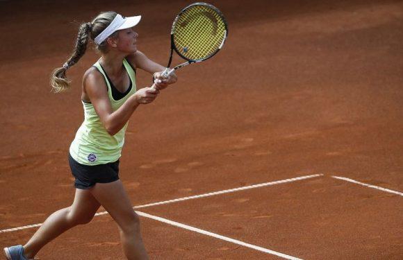 Костенко выигрывает юношеский турнир в Подгорице
