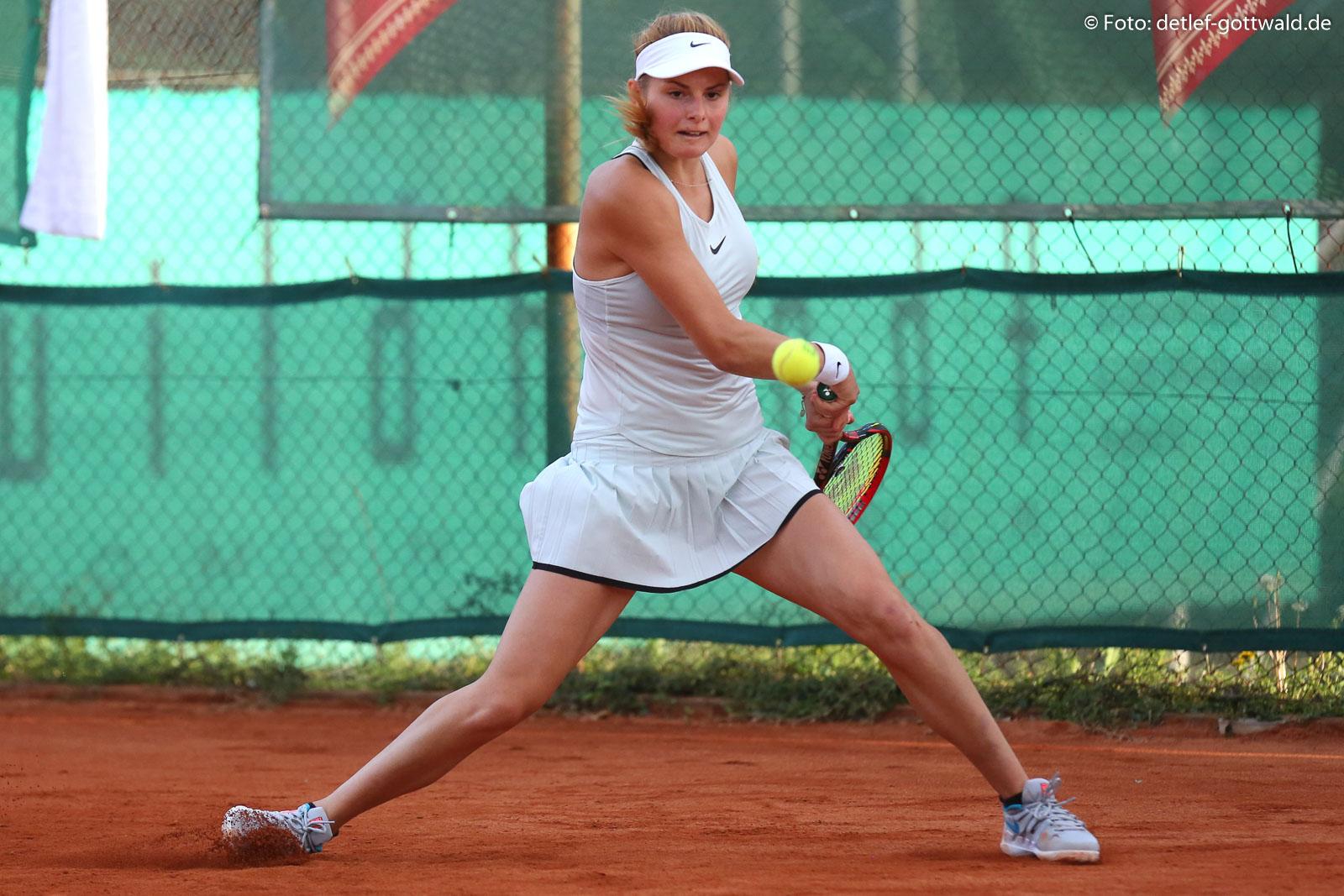 Будапешт. Завацкая обыгрывает 1-ю сеяную и выходит в полуфинал