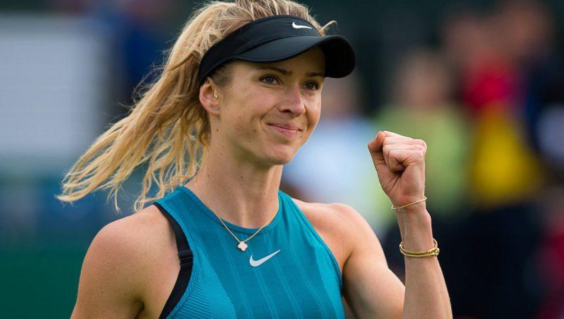 Бирмингем. Свитолина впервые с 2014 года выходит в четвертьфинал травяного турнира WTA