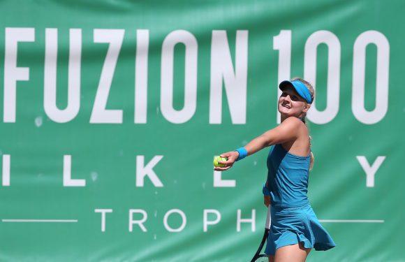 Ястремская — в финале турнира ITF в Риме
