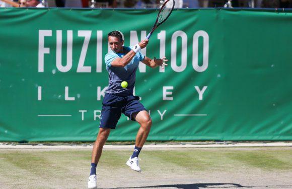 Стаховский стартует на турнире ATP в Ньюпорте