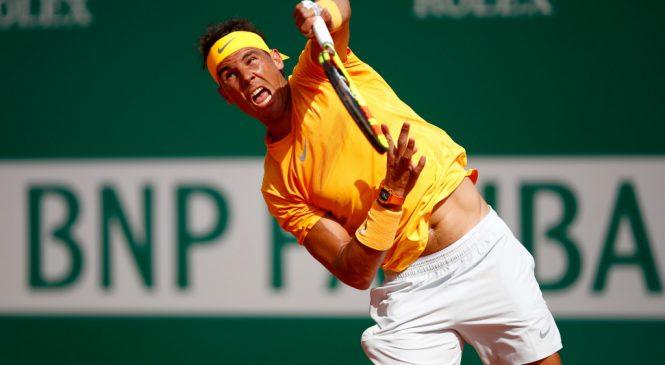 Лучшие розыгрыши в большом теннисе
