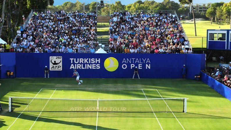 Тур на турнир ATP Antalya Open
