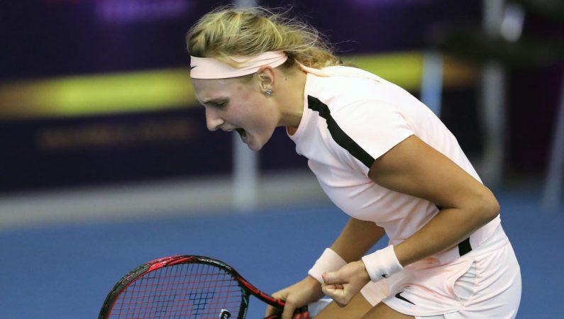 Ястремская выходит в полуфинал турнира в Илкли