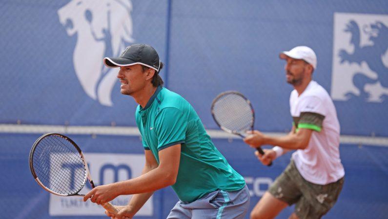Молчанов и Зеленай уступают в финале турнира ATP в Гштаде