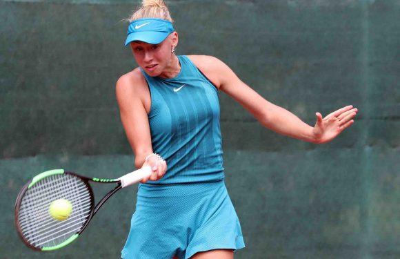 Лопатецкая выигрывает второй профессиональный титул ITF