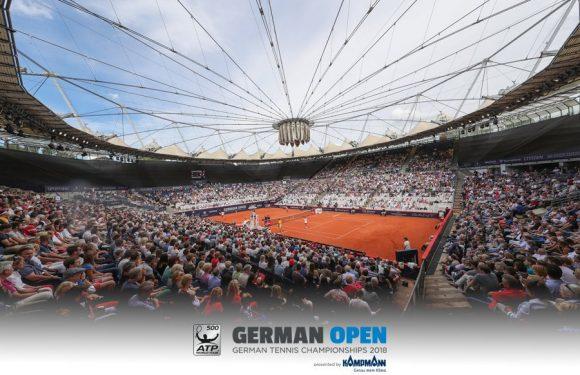 Тур в Гамбург на турнир ATP-500, 23-29 июля