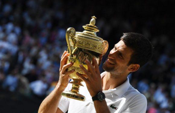 Джокович выигрывает свой 13-й турнир Большого Шлема