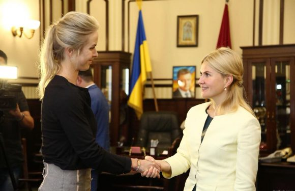 Свитолина получила орден «За заслуги»