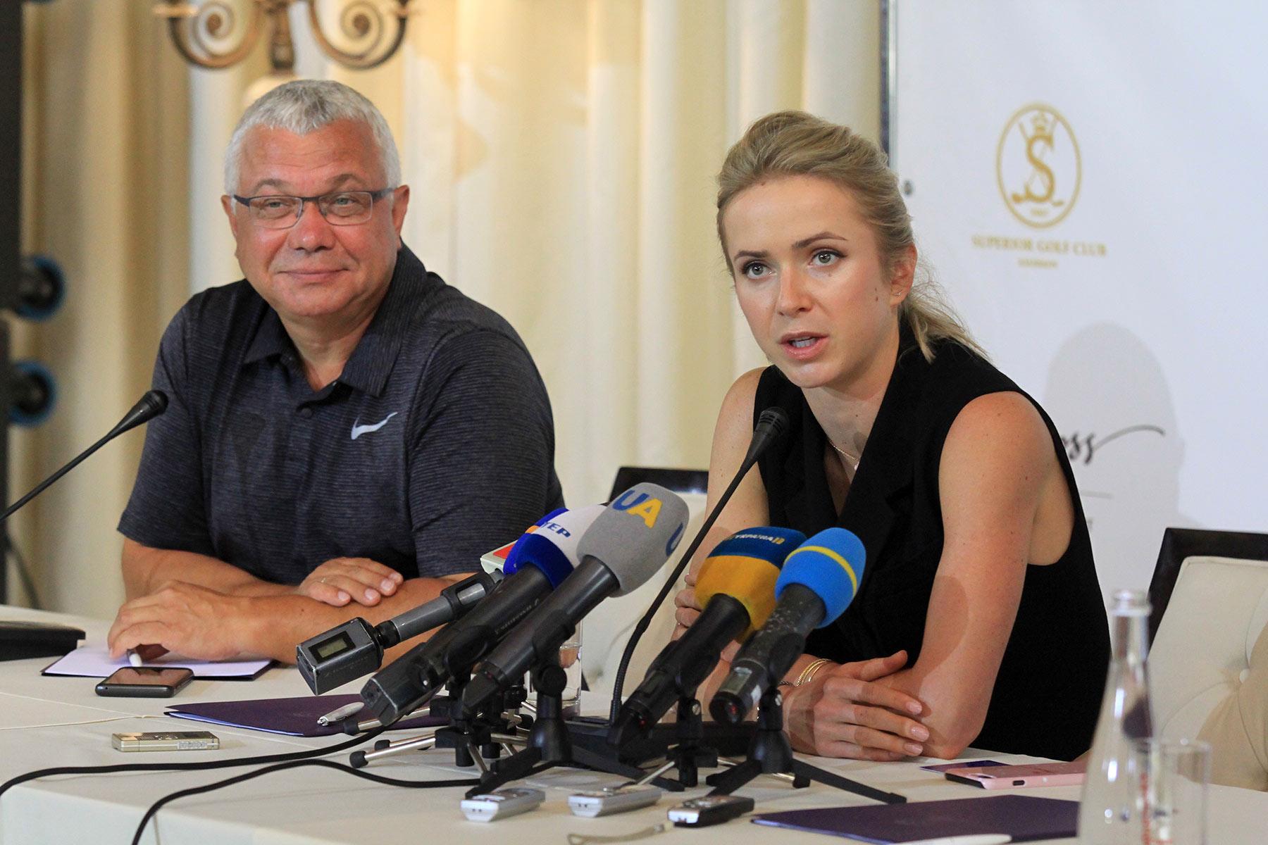 Сапронов и Свитолина