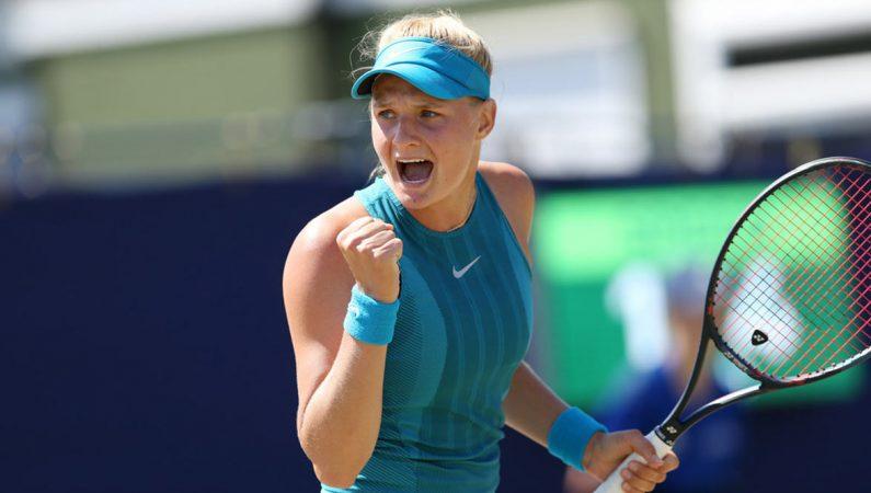 Рейтинг WTA. Ястремская обновляет личный рекорд и входит в сотню