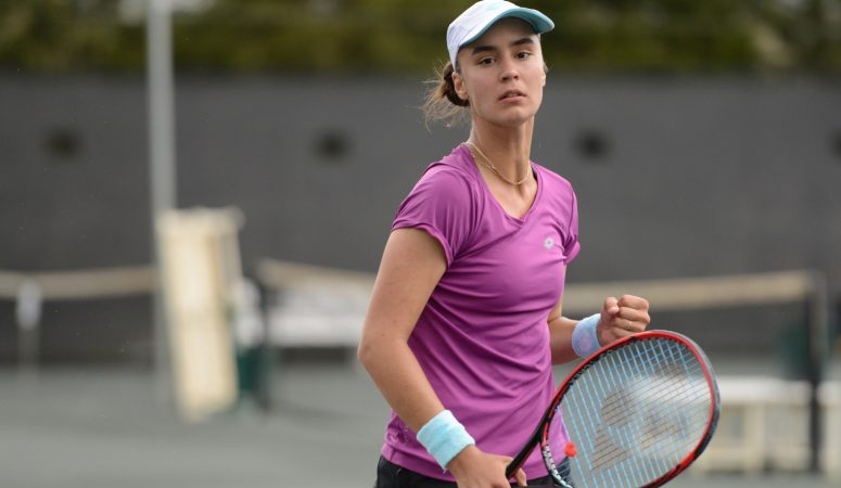 Калинина выходит во второй раунд турнира в Шарлоттсвилле