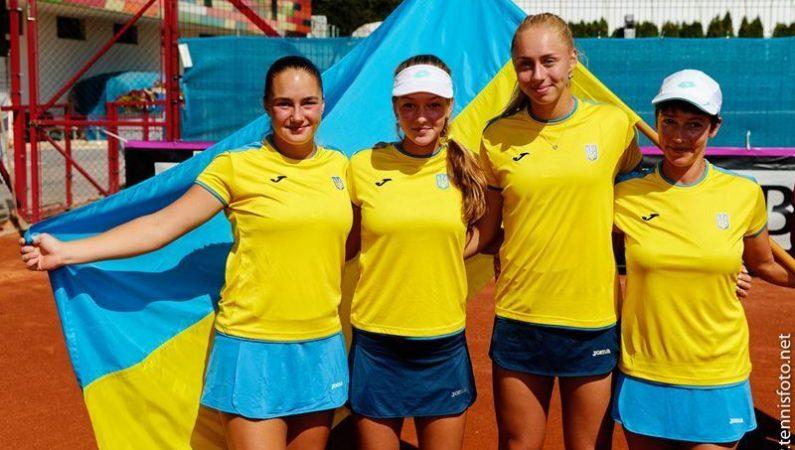 Сборная Украины (до 16 лет) в финале Чемпионата Европы сыграет с Россией
