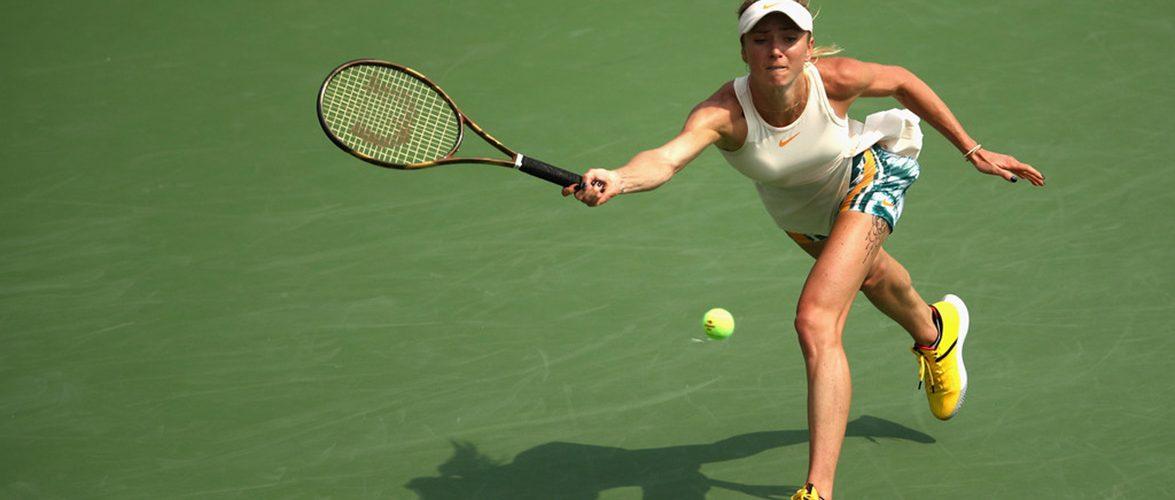 Свитолина и Цуренко стартуют на турнире WTA Premier 5 Wuhan Open