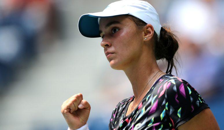 Калинина выходит в четвертьфинал турнира в Торуне
