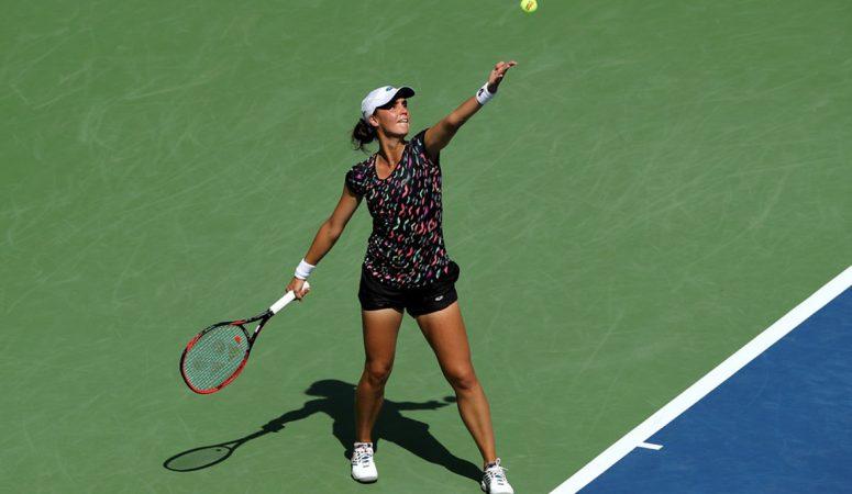US Open. Калинина дает бой третьей ракетке мира