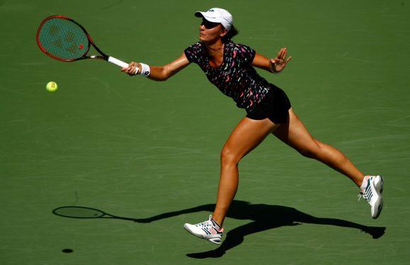 Калинина выходит в четвертьфинал турнира в Биарритце