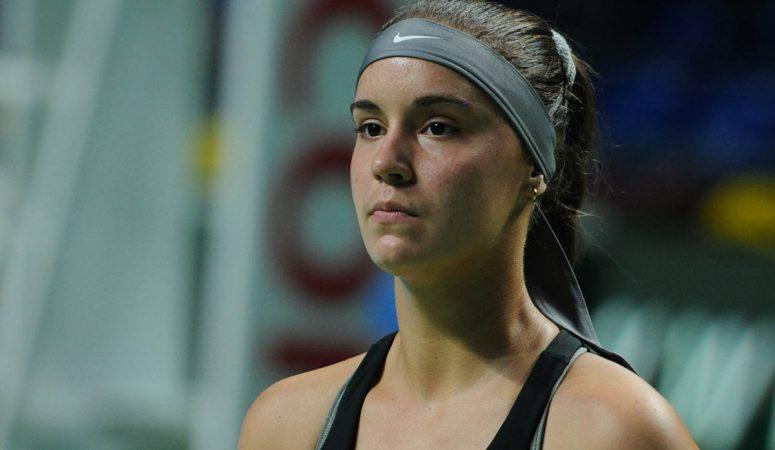 Калинина снялась с турнира в Ирапуато