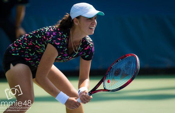 Калинина сыграет на турнире ITF в Лючжоу