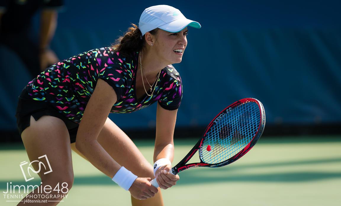 Калинина выходит в полуфинал турнира ITF в Пршерове