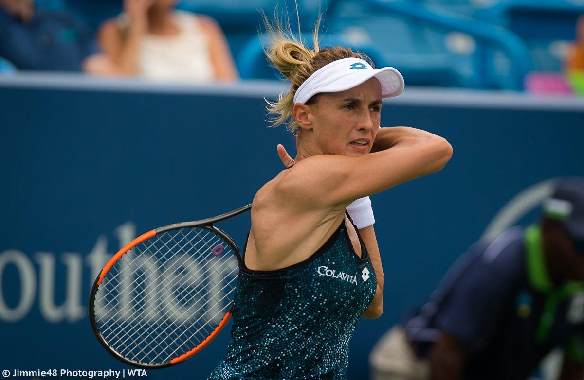 Цуренко — в четвертьфинале турнира WTA Premier 5 в Цинциннати