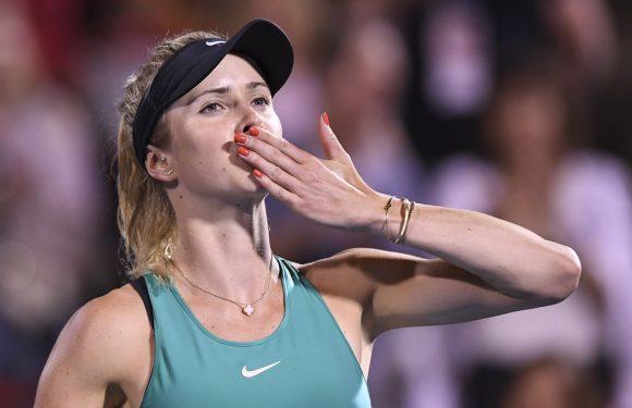 Элина Свитолина: Счастлива вновь быть в полуфинале Rogers Cup