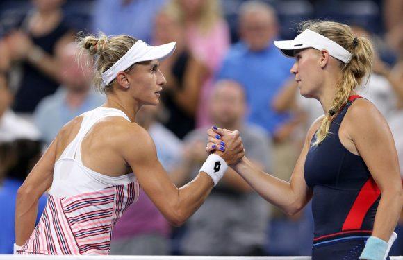 Фото: Украинские теннисисты на US open 2018 (обновляется)