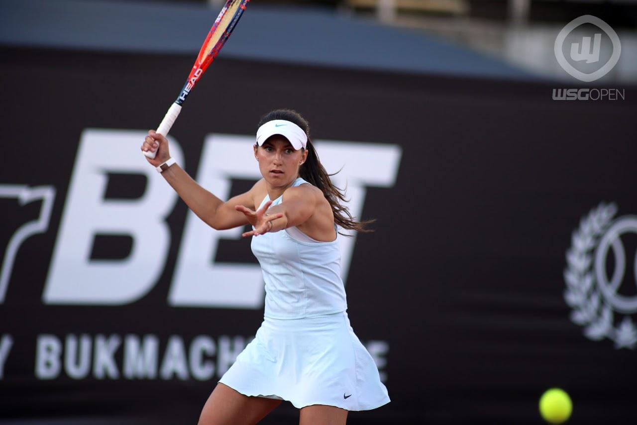 Познихиренко обыгрывает россиянку и выходит в полуфинал Moscow Open