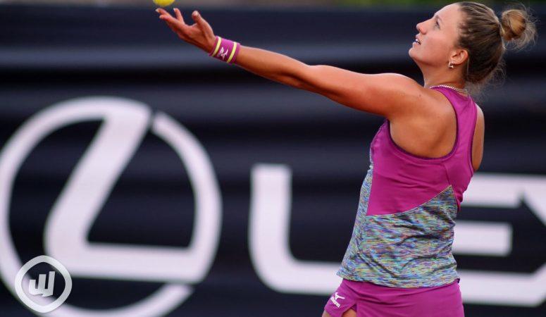 Ольга Янчук покидает турнир ITF в Сеговии
