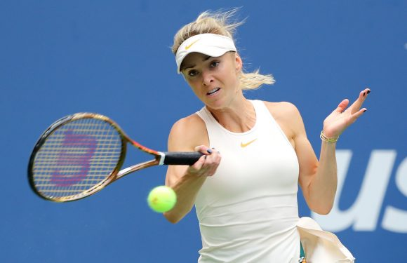 Видеообзор. US Open. 3 раунд. Свитолина — Цян Ван