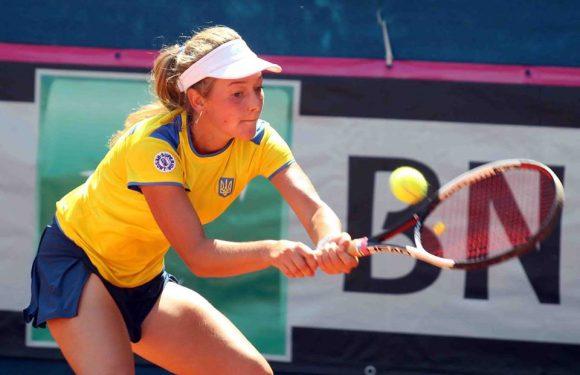 Костенко выигрывает юношеский турнир в Панчево