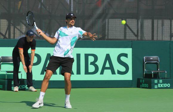 Молчанов стартует с победы в парных соревнованиях на турнире ATP  в Ченду
