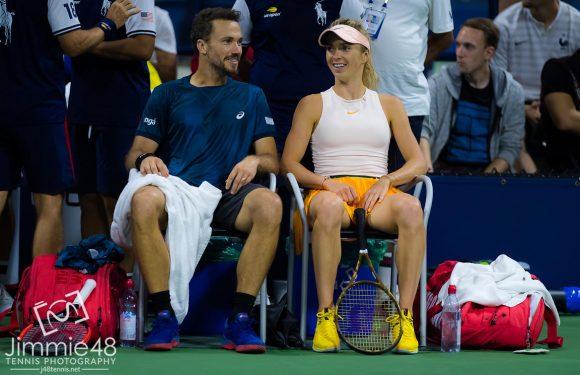 US Open. Свитолина и Суарес — во втором круге соревнования в миксте