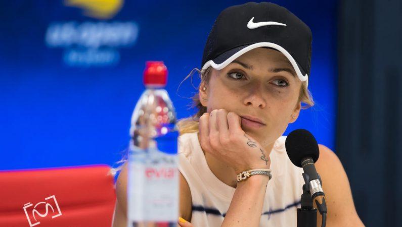 Элина Свитолина: я должна изменить свой стиль игры