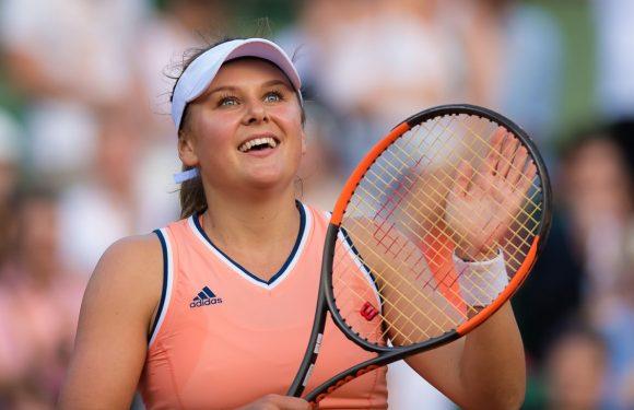 Козлова — в четвертьфинале турнира WTA в Ташкенте