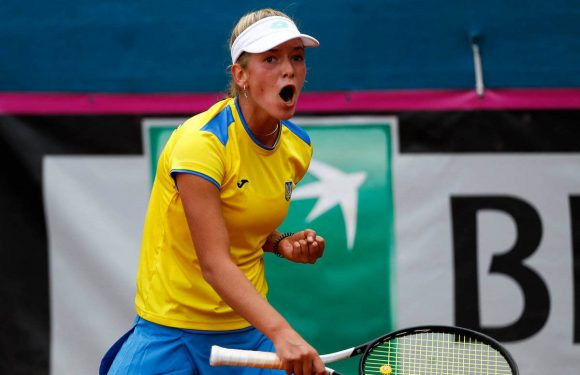 ITF Juniors FedCup. Фмнал. Украина — США 1-0
